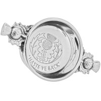 Quaich Thistle Scottish Gifts